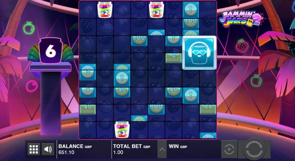 Jouer gratuitement à la machine à sous Jammin' Jars 2