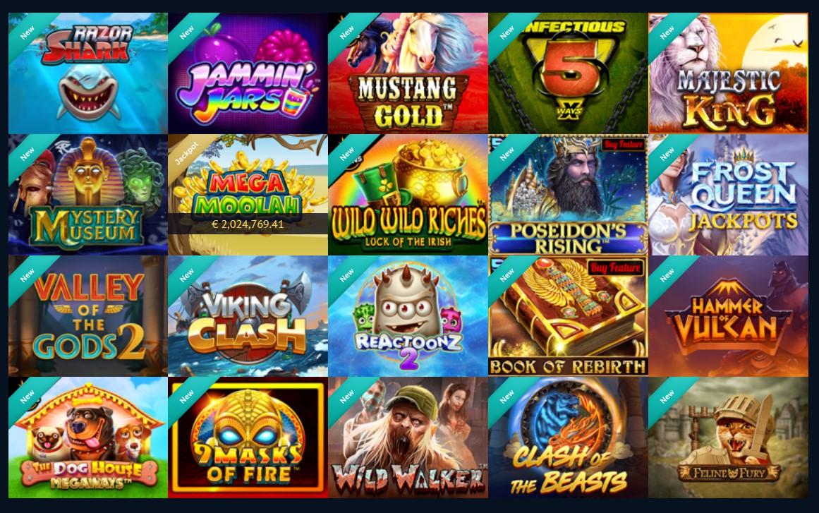 Meilleurs jeux du casino Viggoslots