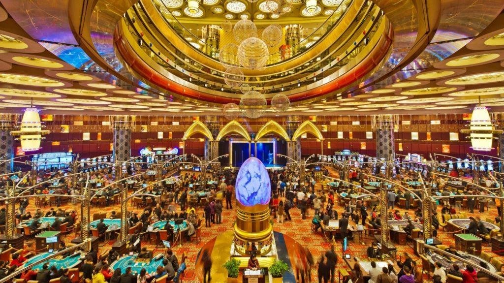 Casino très populaire en Chine (Macao)
