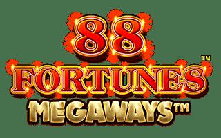 logo machine à sous 88 fortunes megaways